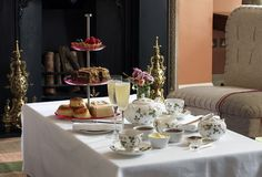 Firmdale Hotel Group best London afternoon tea with champagne
