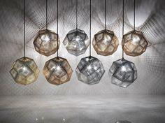 Современные дизайнерские люстры