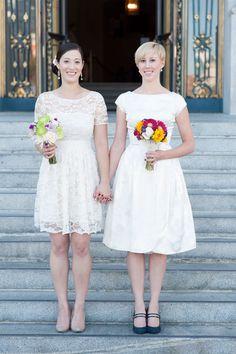 ♥ 20 vestidos ideais para casamento civil   Dúvida constante das noivas, os vestidos para casamento no cartório ou fórum são uma grande questão. A grande maioria das vezes, a cerimônia... http://www.casareumbarato.com.br/20-vestidos-casamento-civil/ Saiba tudinho em http://www.casareumbarato.com.br/20-vestidos-casamento-civil/