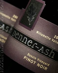 Penner-Ash Pinot