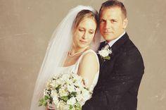 Rediscovering all my wedding photos! #FlashbackFriday #FBF #WeddingPhotos #BatesMotel