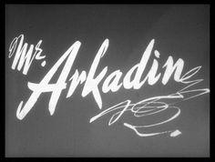 Mr. Arkadin 1955, Film Noir
