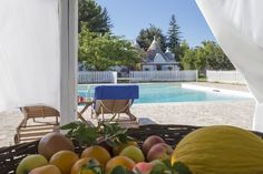 Luxurious Trullo and Villa. Ideal for Families - Fenced Pool.