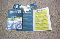 Bifold Conference Brochure