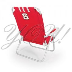 NC State Folding Chair at YOU! Boutiques