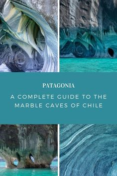 Do you want to visit Chile's Marble Caves? This natural wonder is a must see on Patagonia's Carretera Austral. Click the pin for our complete guide and photo journal to feed your wanderlust. Cool Places To Visit, Places To Travel, The Places Youll Go, Places To Go, Patagonia Travel, In Patagonia, Marble Caves Chile, Journal Photo, Peru