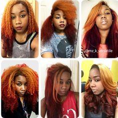 Voice Of Hair™ @voiceofhair   HAIRSPIRATION  ...Instagram photo   Websta (Webstagram)