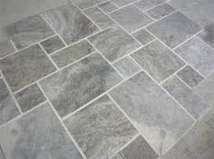 Silver Travertine Tumbled Pattern, Turkey Grey the Details Include Pictures,Sizes,Color,Material and Origin. Stone Tile Flooring, Travertine Pavers, Stone Tiles, Kitchen Flooring, Shower Alcove, Gray Shower Tile, White Shower, Paving Pattern, Tile Stores