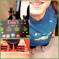 07:30 am perfect start >> Cardio day • começar o dia da melhor maneira ! Dia de CARDIO > spinning + corrida + abdominais #sportzone #unbeatablebalance #spinning #cardio