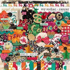 My Zodiac - Cancer by Amanda Yi & Juno Designs