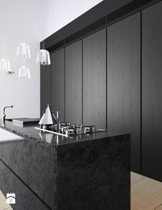 Kuchnia styl Minimalistyczny - zdjęcie od Maison Studio - Architektura Wnetrz. Żaklina Litwa - Kuchnia - Styl Minimalistyczny - Maison Studio - Architektura Wnetrz. Żaklina Litwa