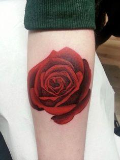 Realistic Rose Tattoo - Bing Images