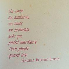 Ángela Botero