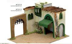 Casa Porche Ceramic Houses, Picnic Table, Image Search, Pergola, Outdoor Structures, Outdoor Decor, Home Decor, Bethlehem, Diorama