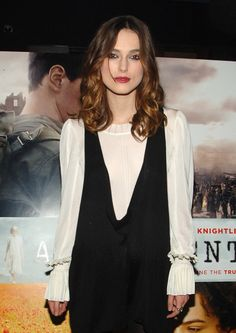 Keira Knightley Vogue Cover Feels Like Something We've Seen Before (PHOTO)