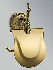 Toilet Paper Holder,Antique Ti-PVD Finish Brass... – USD $ 38.99