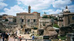 4 Destinasi Wisata Terpopuler di Kota Roma
