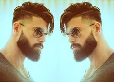 Undercut, Men Haircut, corte de cabelo masculino, cortes de cabelo da moda, cabelos cacheados, cortes de cabelos curtos, corte masculino, corte social,cabelos