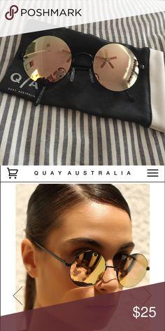 Quay electric dreams Sunglasses  Mint condition quay sunglasses. Quay Australia Accessories Sunglasses