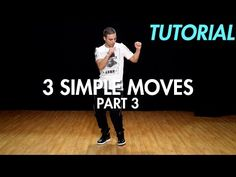 New Free 3 Simple Dance Moves for Beginners - Part 3 (Hip Hop Dance Moves Tutorial) Dance Teacher, Dance Class, Hip Hop Dance Moves, Baile Hip Hop, Simple Dance, Step Up Revolution, Dance Movies, Belly Dancing Classes, Dance Routines