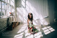 #nancyavon from www.bit.ly/jomfacial Sharing a light moment with your love dear! Light by jonnysniper