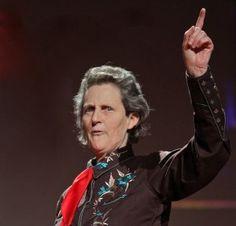 Temple Grandin, animal behavioralist, advocate, researcher (USA)