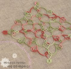 TATTING LACE n1 Craft Book by PinkNelie on Etsy