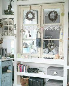Raumteiler altes Fenster Mehr