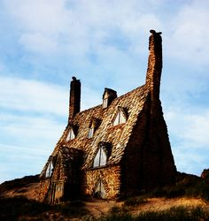 Shell Cottage, Pembrokeshire, Wales