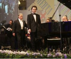 "Renowned Pianist Evgeny Kissin Stands Up to Anti-Israel Boycott Movement.""come…"