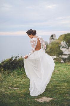 Une robe délicate