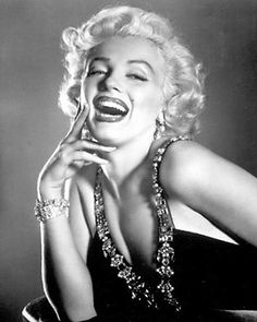 """Imperfection is beauty, madness is genius and it's better to be absolutely ridiculous than absolutely boring."" Marilyn Monroe"