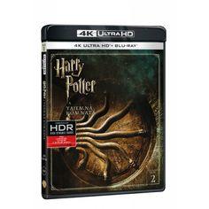 Blu-ray Harry Potter a tajemná komnata, UHD + BD, CZ dabing Harry Potter, Fantasy, Fantasia