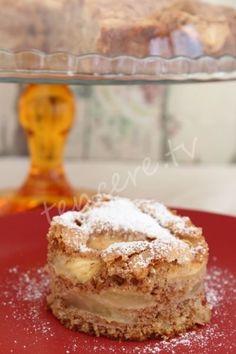 Elmalı Lokum Kek tarifi