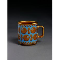 Retro Pottery Net: John Clappison Hornsea Designs