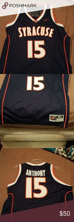 Carmelo Anthony Syracuse jersey XL Excellent condition 494fe2152
