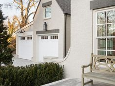 Garage Exterior Pictures From HGTV Smart Home 2014 : HGTV Smart Home : Home & Garden Television