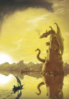 Dragon of Pendor by Wild-E-eep.deviantart.com on @DeviantArt