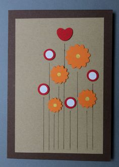 Love Card Plants of Love by Abicartes on Etsy, €7.99
