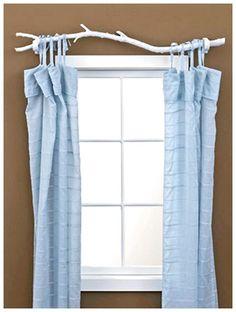 sunroom curtain ideas | Drapery Ideas | window treatments ideas