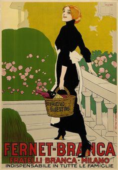 Fernet-Branca, Anonimo, 1910 ca.