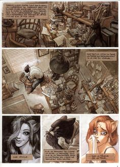 Howard blacksad juanjo - Google Search