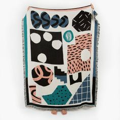 Hardy Throw by Slowdown Studio x Atelier Bingo