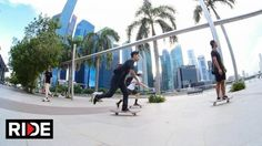 Skating in Singapore with Firdaus Rahman and Alex Soikkeli – RIDE Channel: Source: RIDE Channel on YouTube Uploaded: Thu, 16 Nov 2017…