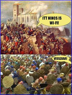 Itt nincs is Wi-fi! Me Too Meme, Haha, Funny Quotes, Funny Pictures, Jokes, Lily, Ariel, Wi Fi, Bullet Journal