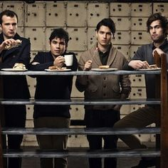 Vampire Weekend-- they are my go-to, happy-in-a-jif music. Nothing can be bad when Vampire Weekend is playing. Shakira, Vampire Weekend Contra, Live Music, My Music, Music Life, Gabriel Garcia, Dont Forget To Smile, Don't Forget, Band Photography