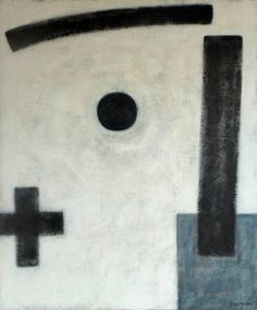 "Saatchi Art Artist Joejene C Santos; Painting, ""Composition in Black n White I"" #art"