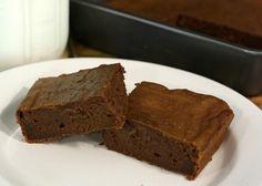 Pumpkin Brownies Recipe   Garden to Table Recipes and Edible Growing Ideas   HGTV
