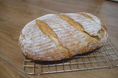 Kváskový pšenično-ražný chlieb - Přílohy - Recepty - ŽENY sro