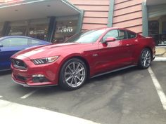 Ford recalls EcoBoost-equiped 2015 Mustang